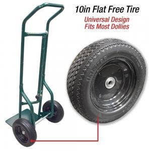 Mover Carts & Hand Truck Wheels