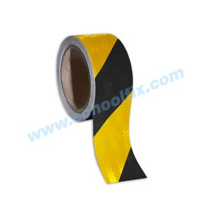 30ft Roll Caution Tape High Intensity Reflective Permanent Tape