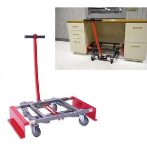Narrow Desk Lifter Mover Low Profile Mover Furniture Mover 329