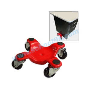 PVC Coated 4-Wheel Multi-Purpose Mover Furniture Movers 72MJ