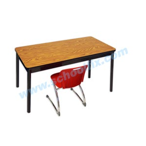 Fixed Height Activity Tables Multi-Purpose Tables Steel Skirt Quick Ship