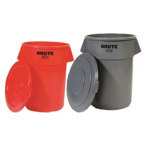 Brute Trash Cans Indoor Outdoor Brute Trash Receptacles