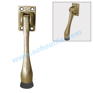 5in Brass Kick Down Door Holder Door Stopper DH200