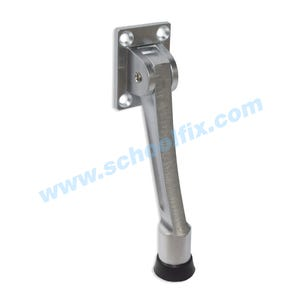 5in Nickel Kick Down Door Holder Door Stopper DH300