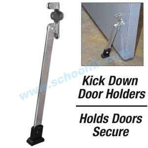 12in. Kick Down Door Holder