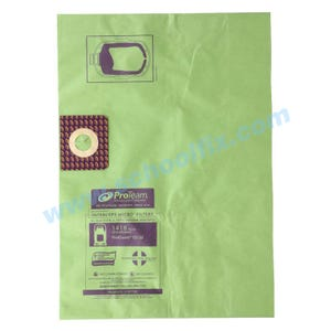 Replacement Vacuum Bags for ProTeam ProGuard Wet Dry Vacuum