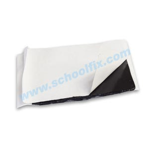 4in x 4in Butyl Adhesive Pad or Adhesive Mat for Temporary Mounting DP13
