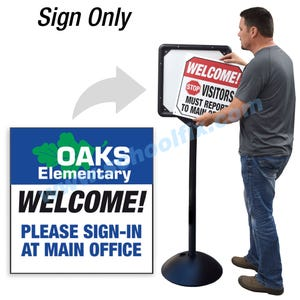 Semi Custom Welcome Please Sign In At Main Office For DS7