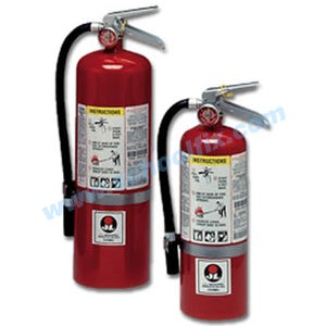 Fire Extinguishers - 5 or 10 lb.