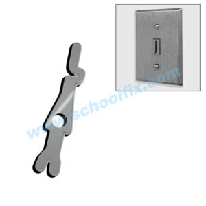 Switch Key for Electrical Backboard Made of Stamped Steel L63