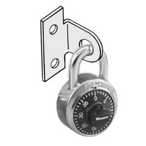 Replacement Wire Basket Padlock Attachment Locker Repair Parts LL1798