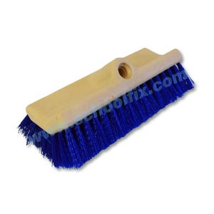 2 Angle 6.5in Multi-Surface Scrub Brush for use with Threaded Handle MK6