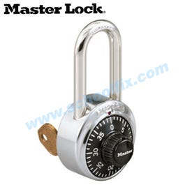 Master Lock Combination Lock Key Operated Padlock 1.5 inch ML1525LF