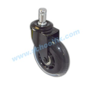 Modern Skate Wheel Designed Soft Wheel Heavy Duty Casters