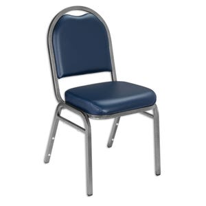 National Public Seating Padded Stacking Chair