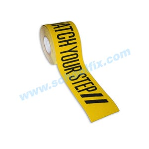 Anti Slip Tape Floor Caution Tape Watch Your Step Tape T547