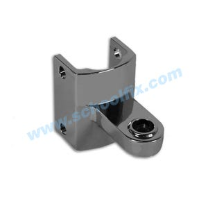 Round Top Hinge to Fit Accurate Brand Toilet Partitions