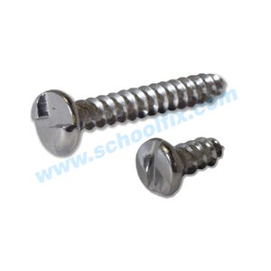 Tamper Proof Screws or One Way Screws for Bathroom Stall Hardware