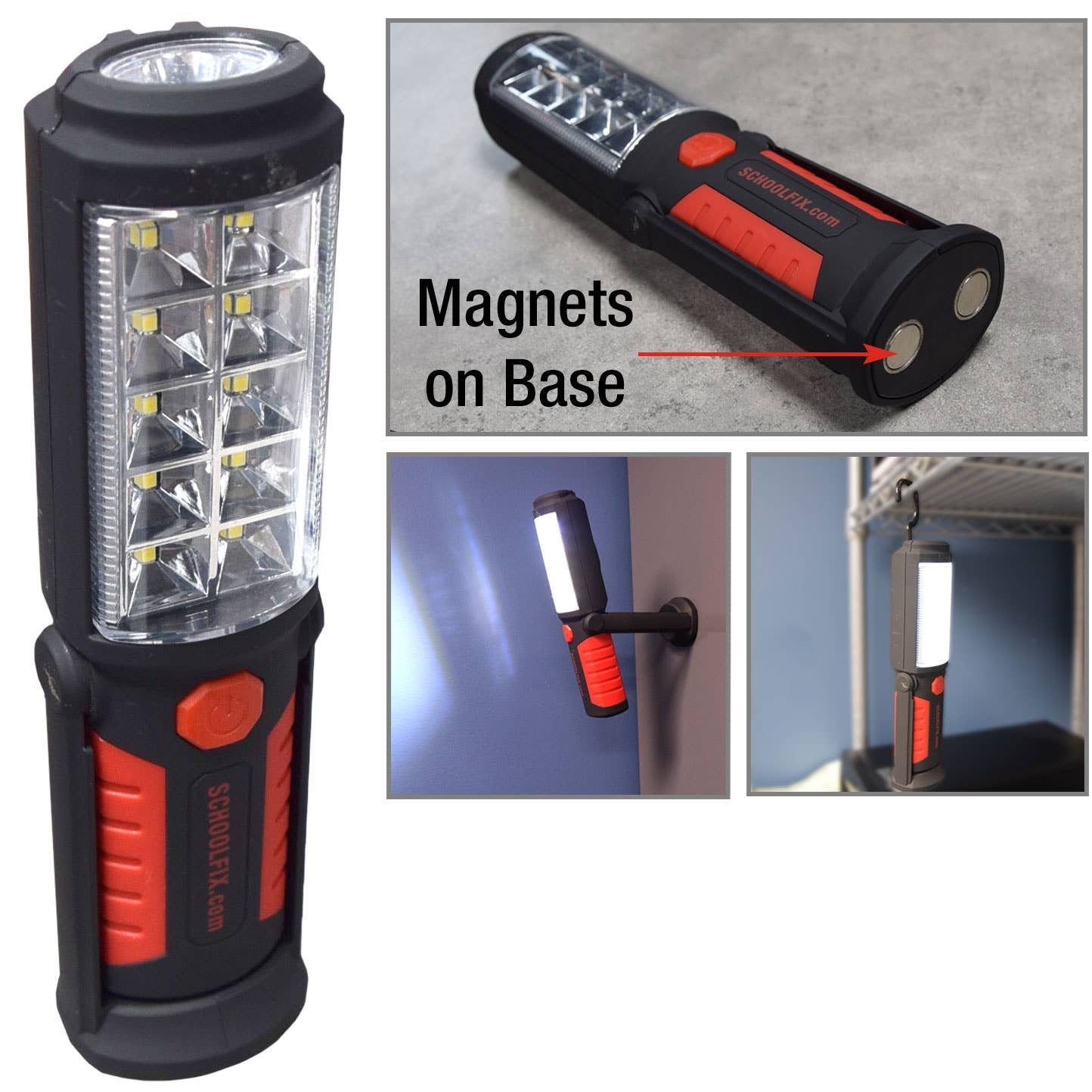 LED Magnetic Work Light with code FL82