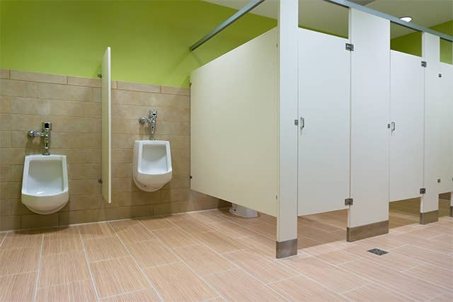 Clean and Disinfect School Restrooms Consistently